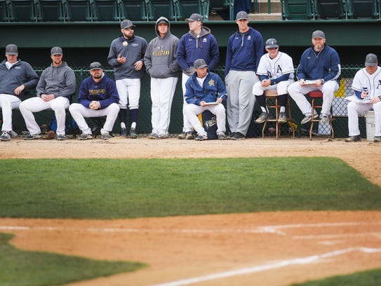 Augustana plays St. Cloud State in the NSIC baseball