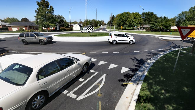 Carmel has been locked in a legal battle with Indianapolis over a plan to construct roundabouts along 96th Street.