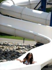 The Splash 'n' Blast water park near Kent Lake offers rippling waves and winning smiles.