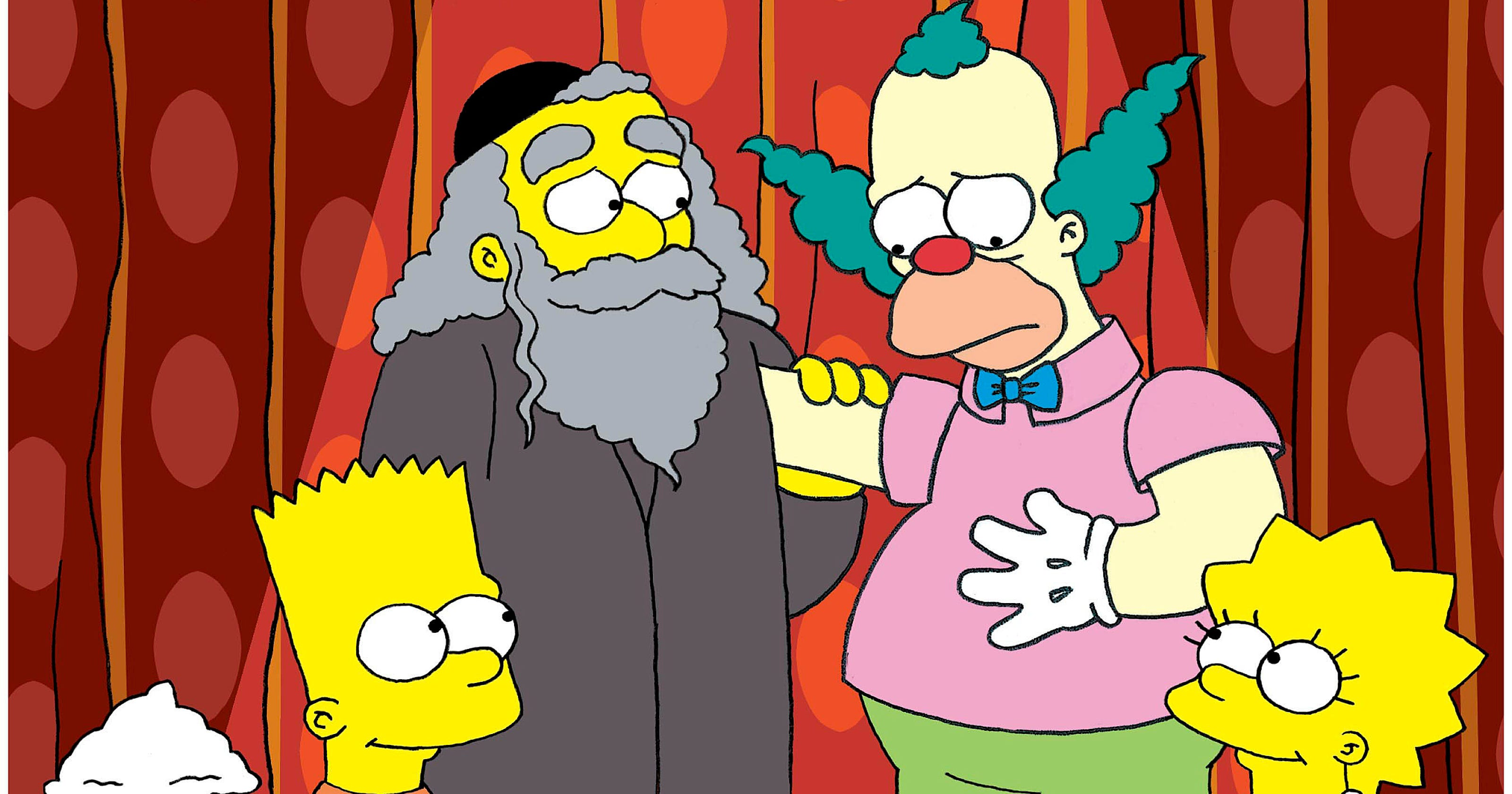 The Simpsons mourns beloved characters death