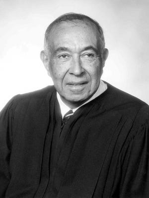 U.S. District Court Judge Julian Abele Cook Jr.