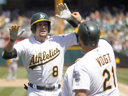 USA TODAY Sports unveils its latest MLB Power Rankings and San Francisco, Oakland and Detroit are battling for the top spot. Who is No. 1 this week? Did the Diamondbacks gain any ground? Records through June 1, 2014. Previous ranking in parenthesis.