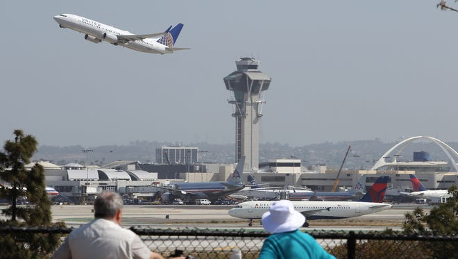 The airline industry receives low marks in a new consumer survey, with United Airlines ranking the lowest among major U.S. carriers.