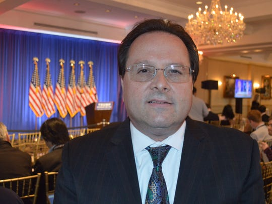 Westchester Republican Chairman Doug Colety in 2016.