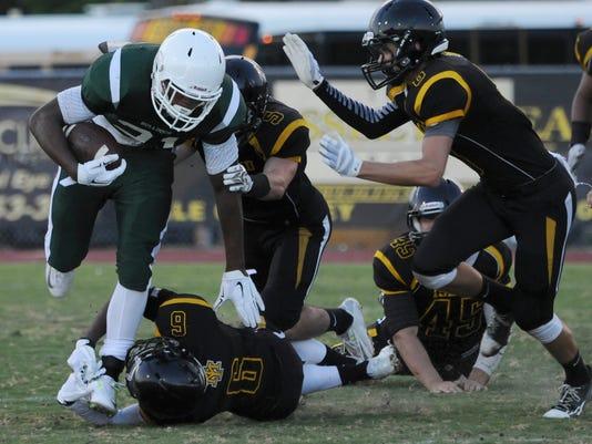 High School Football: Merritt Island Spring Classic