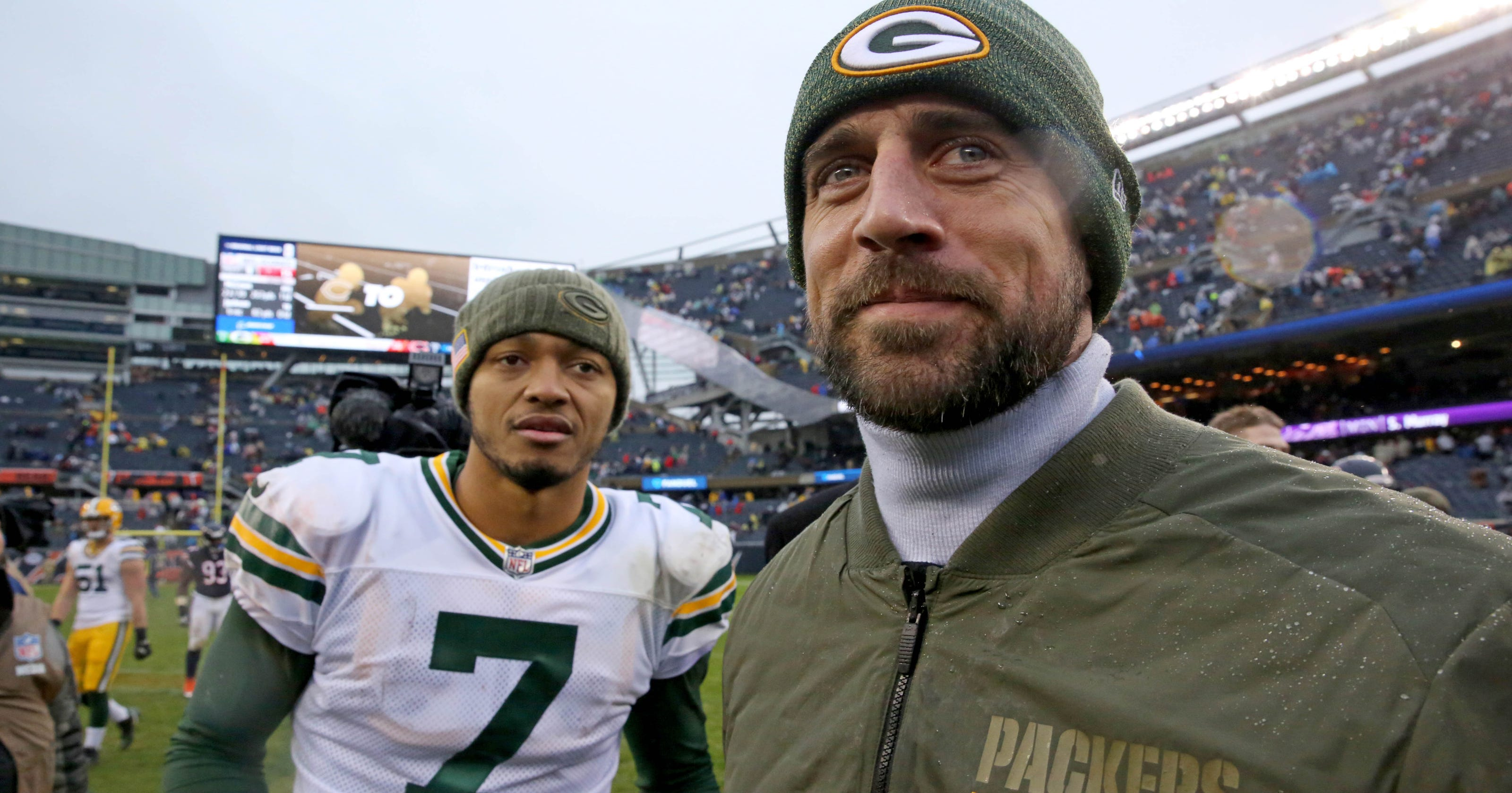 Dougherty  Packers must find better backups for Aaron Rodgers f11841377