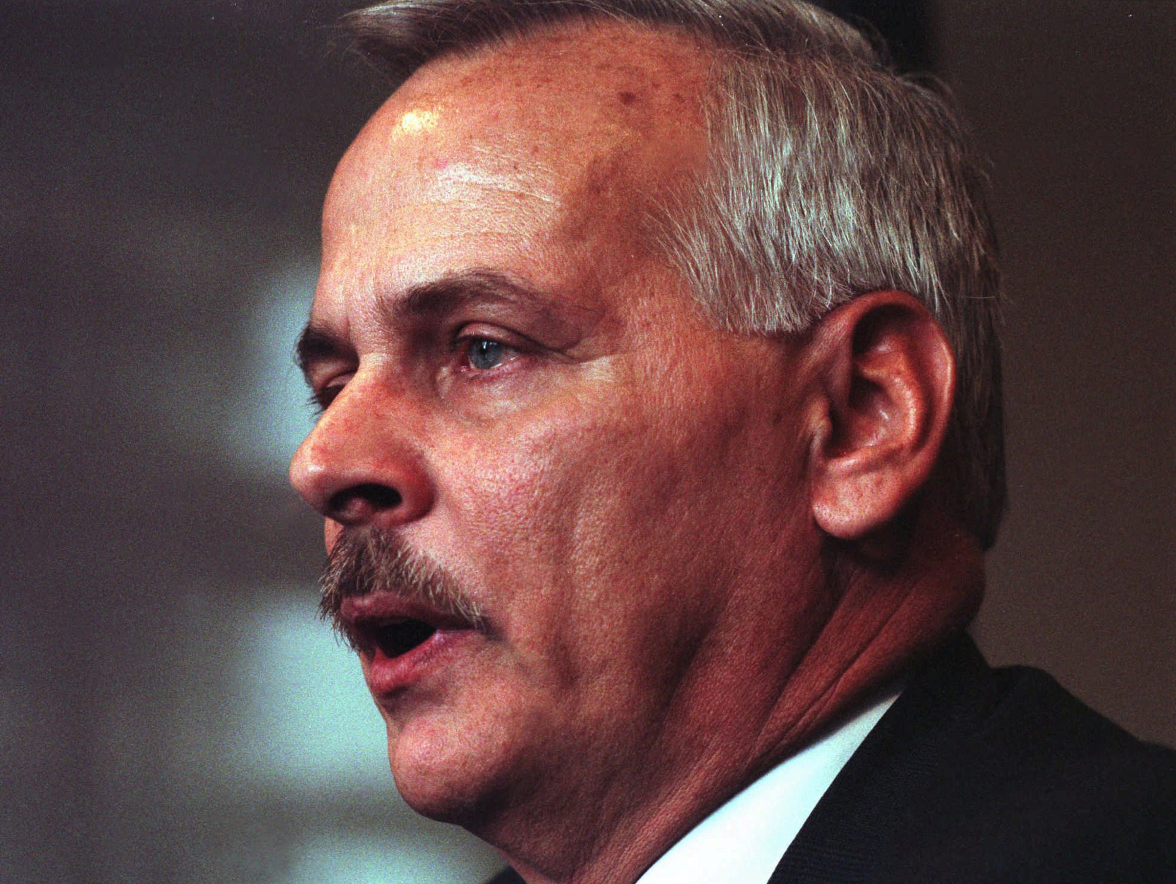 Former Detroit police officer Walter Budzyn.