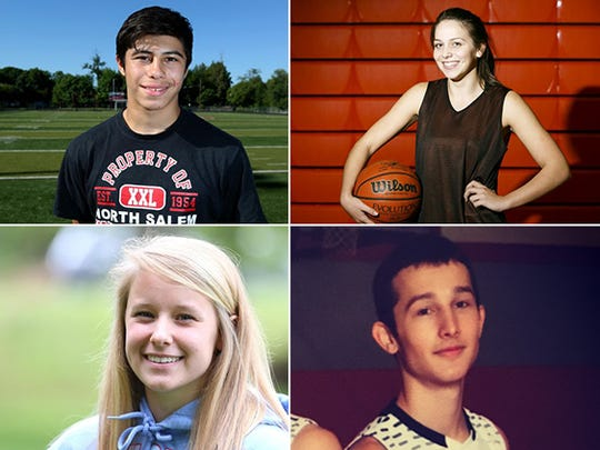 Statesman Journal athlete of the week candidates