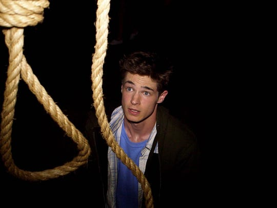 """Reese Mishler stars in """"The Gallows."""""""