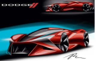 Cars of tomorrow: Fiat Chrysler honors student designs