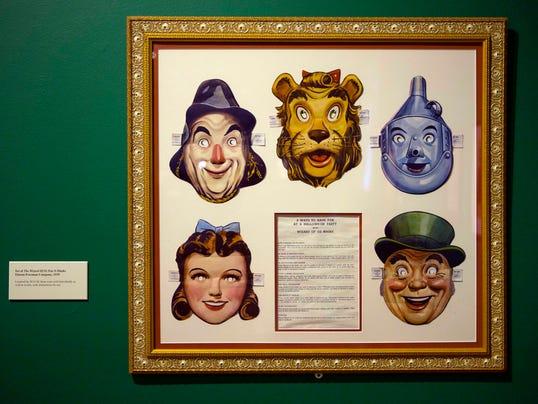 AP Wizard of Oz Exhibition