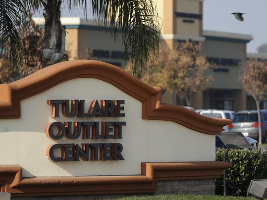 tulare outlet center