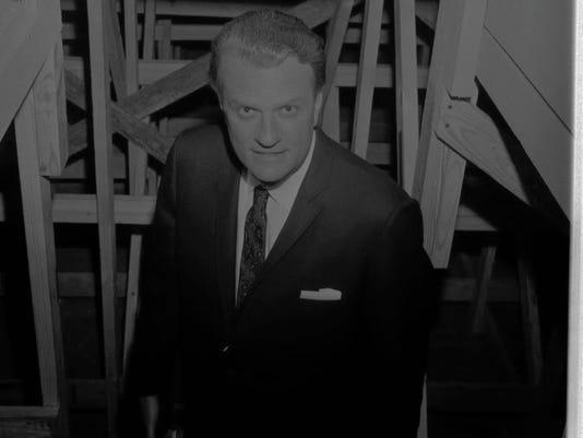 Billy Graham in Greenville