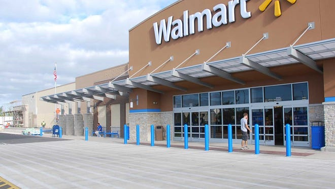 Walmart is coming to Carencro.