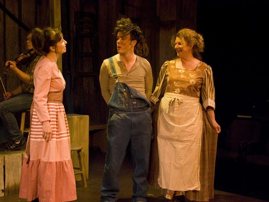 "Enjoy a production of ""The Robber Bridegroom"" Friday"