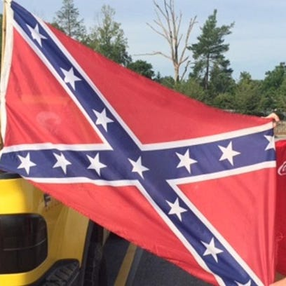 Taking down a Confederate flag is neither as brave nor as effective as addressing the endemic causes of race inequality.