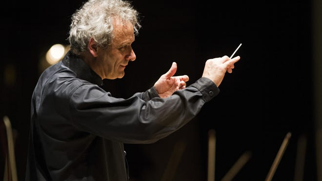 Music Director Louis Langrée conducts the Cincinnati Symphony Orchestra during last week's Lincoln Center Preview Concert at Downtown's Taft Theatre. The CSO's concert at New York City's Lincoln Center on Jan. 6 shone a positive light on our community that shouldn't be overshadowed by the Bengals' performance, a writer says.