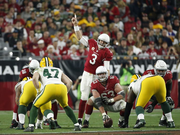The Cardinals and Packers clash on Saturday at 6:15