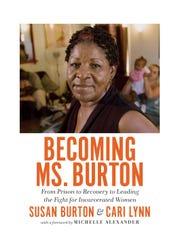 "Burton tells her life story in her memoir ""Becoming"