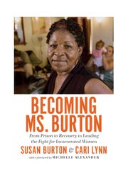 "Burton tells her life story in her memoir ""Becoming"
