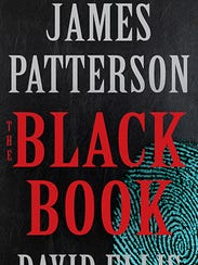 'The Black Book' by James Patterson and David Ellis
