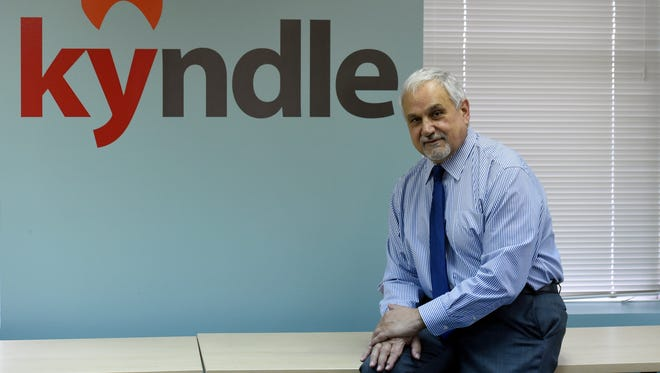 New Kyndle CEO Tony Iriti.