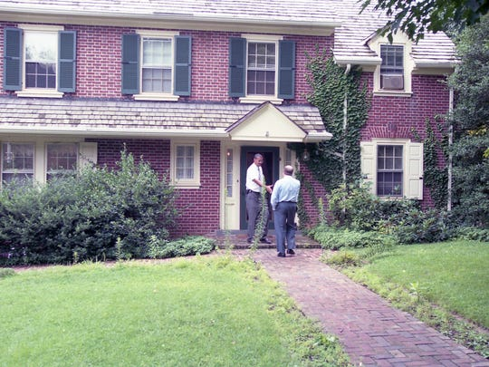 Search for Anne Marie Fahey at the Capano home July 31, 1996.
