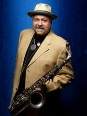Joe Lovano performs Sunday in Hinesburg, the hometown of his brother- and sister-in-law, Dan Silverman and Mary Beth Bowman.