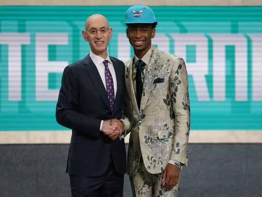 No. 11: Shai Gilgeous-Alexander, Charlotte Hornets (traded to Los Angeles Clippers)