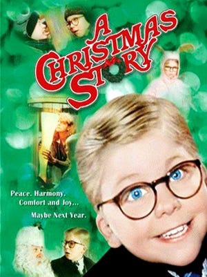 """""""A Christmas Story"""" plays at the Rio Grande Theatre on Saturday, Dec. 2."""