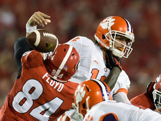 NCAA Football: Clemson at Georgia
