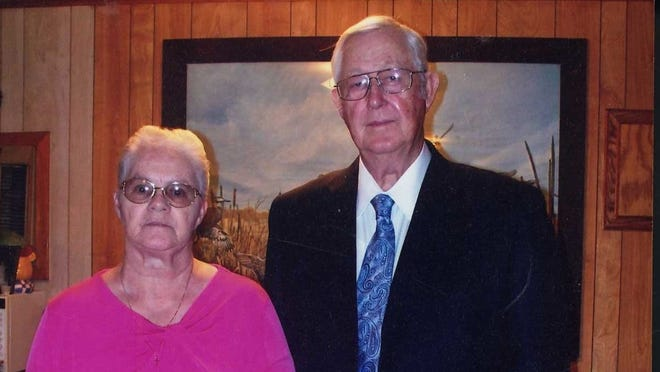 The Rev. Arnie and Barbara (Taylor) Jolly