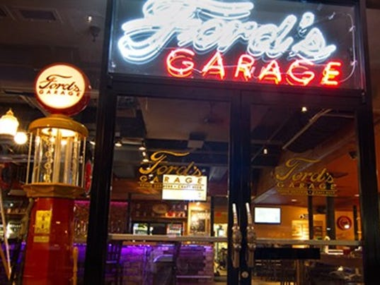 Ford 39 s garage lands historic rights to ford motor co for Garage ford saint louis