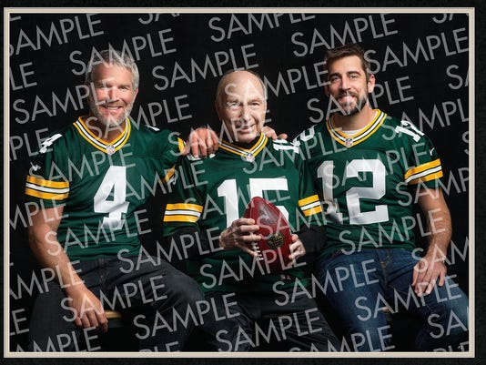 Favre, Starr, Rodgers