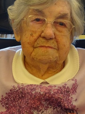 Ruth McKee of Zanesville celebrated her 103rd birthday on March 2.