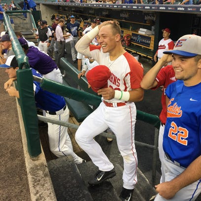 Adam Proctor relishes final time in St. Johns jersey in all-star game at Comerica Park