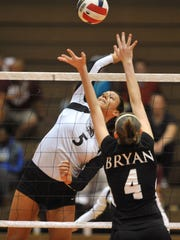 Breezy Strete was a volleyball All-American at IU East