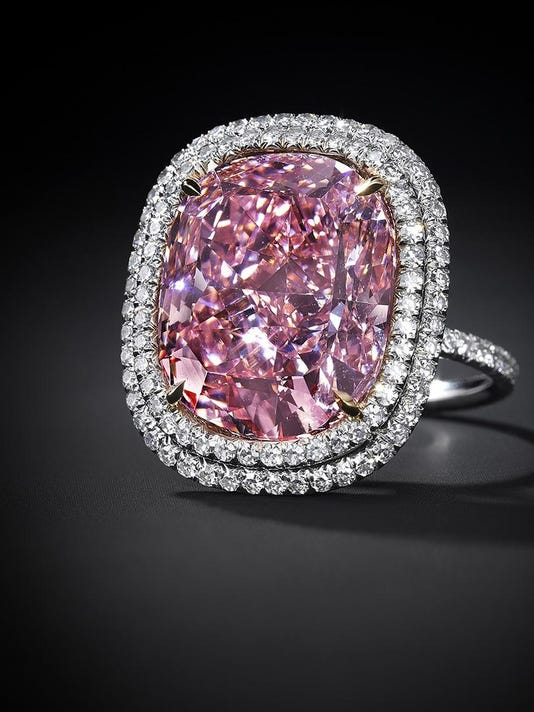 Christie's Pink Diamond