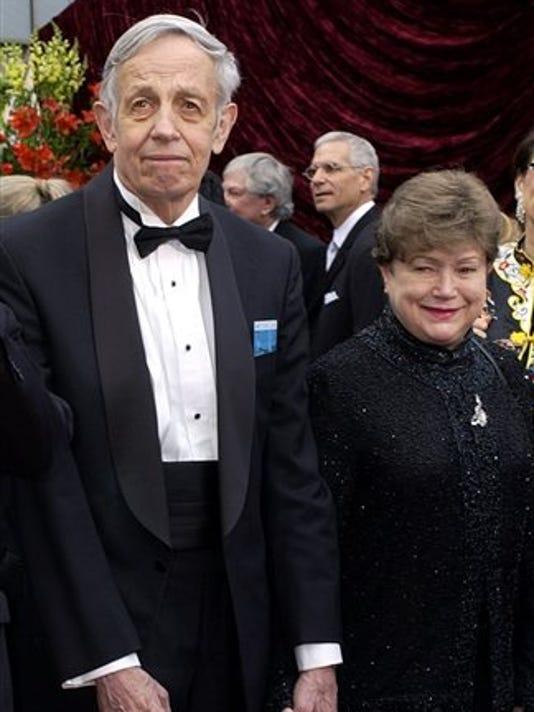John Nash, Alicia Nash