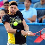 Mardy Fish has played just one competitive match since August 2013 as he's dealt with anxiety issues.