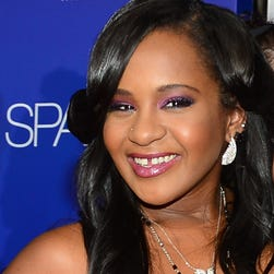 Tyler Perry, a friend of the Houston family, shared a photo montage tribute from the Aug. 3 funeral of Bobbi Kristina Brown.