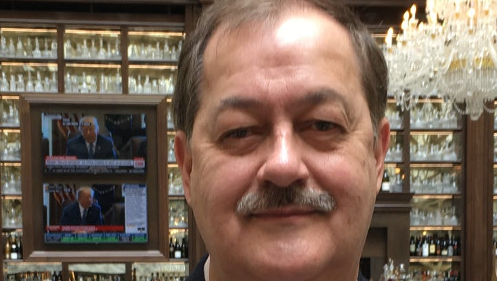 How a coal baron sees his criminal conviction as a political asset in West Virginia