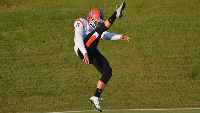 Louisiana College senior punter Tim Willett is averaging 42.1 yards per punt so far in 2015, which has drawn him interest from several NFL organizations.