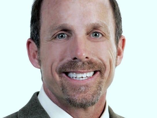 William Robertson,interim dean of UTEP's College of