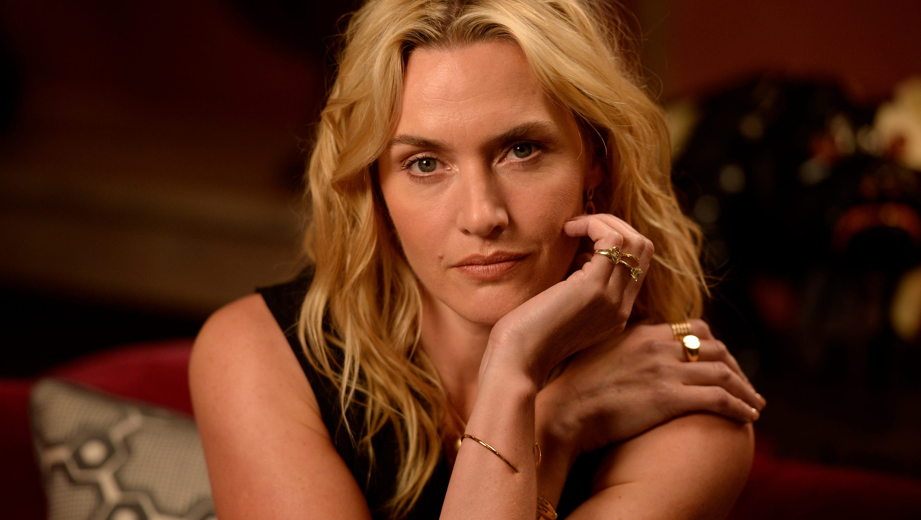 For Kate Winslet, life...