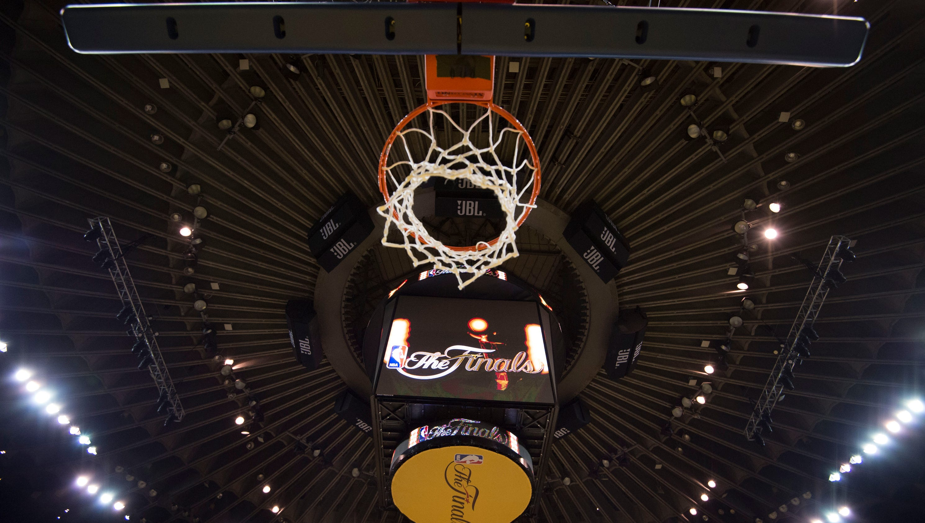Betting odds for the 2016 NBA Finals