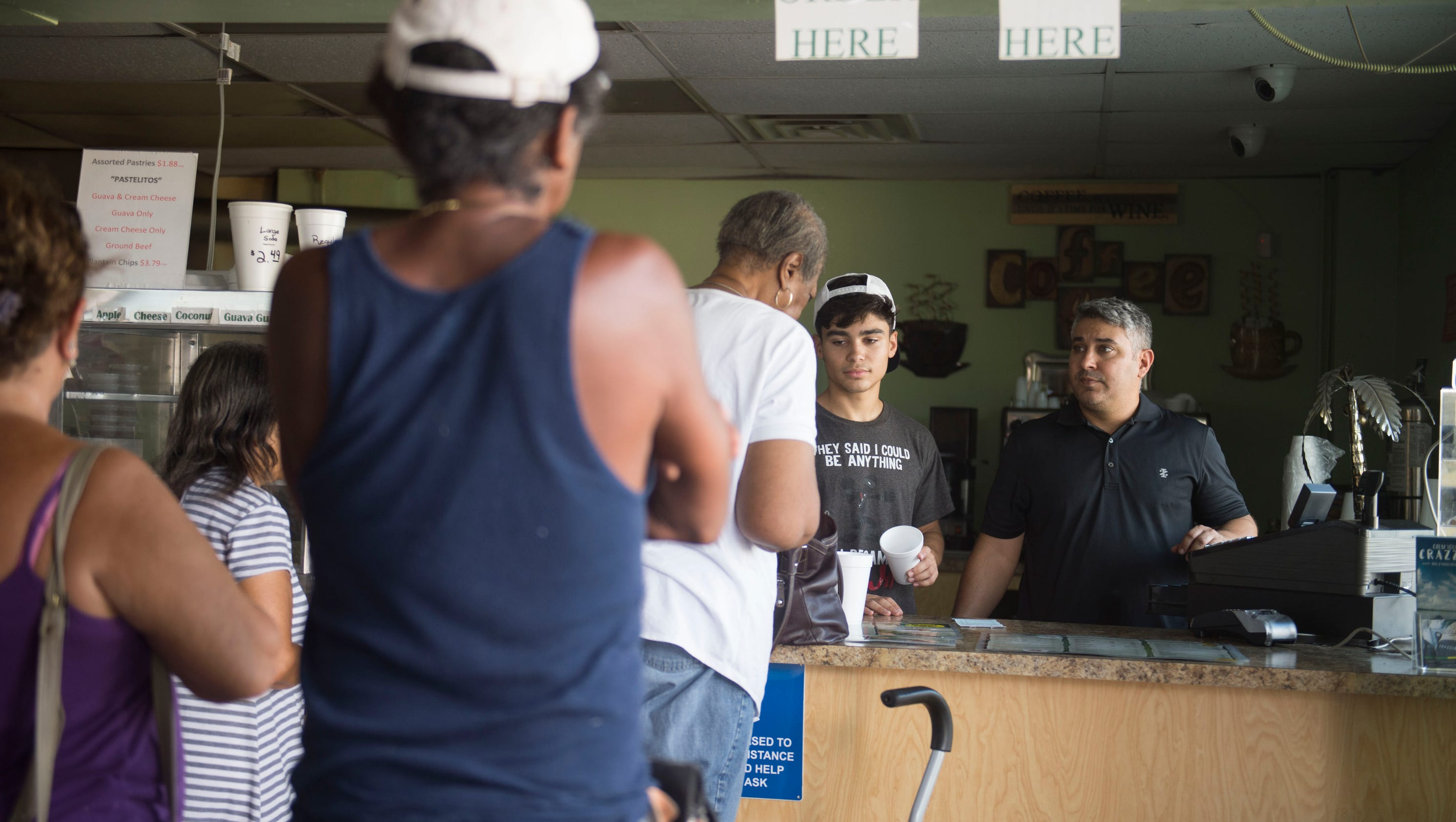 Businesses start reopening after Hurricane Irma