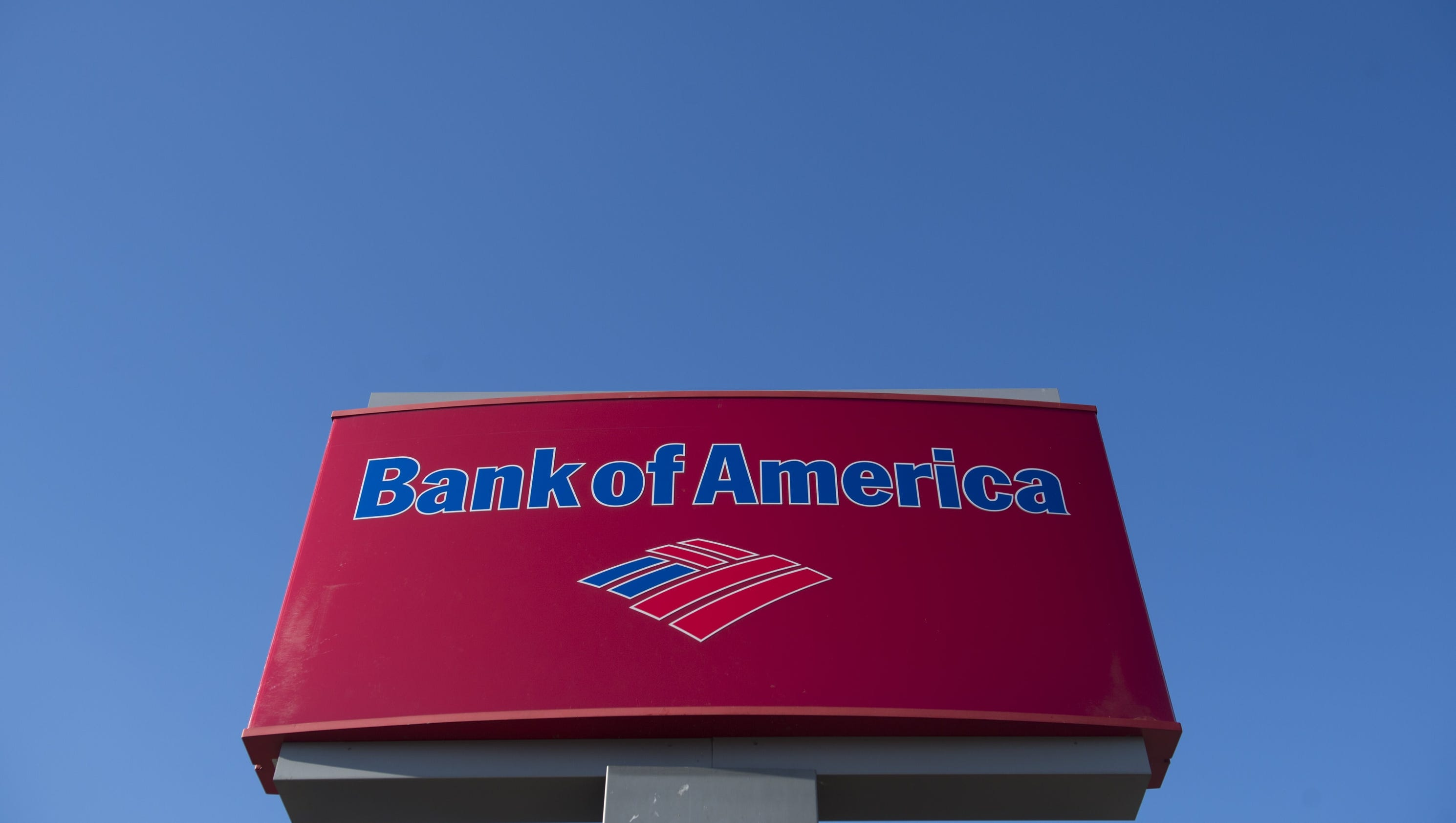 bank of america today
