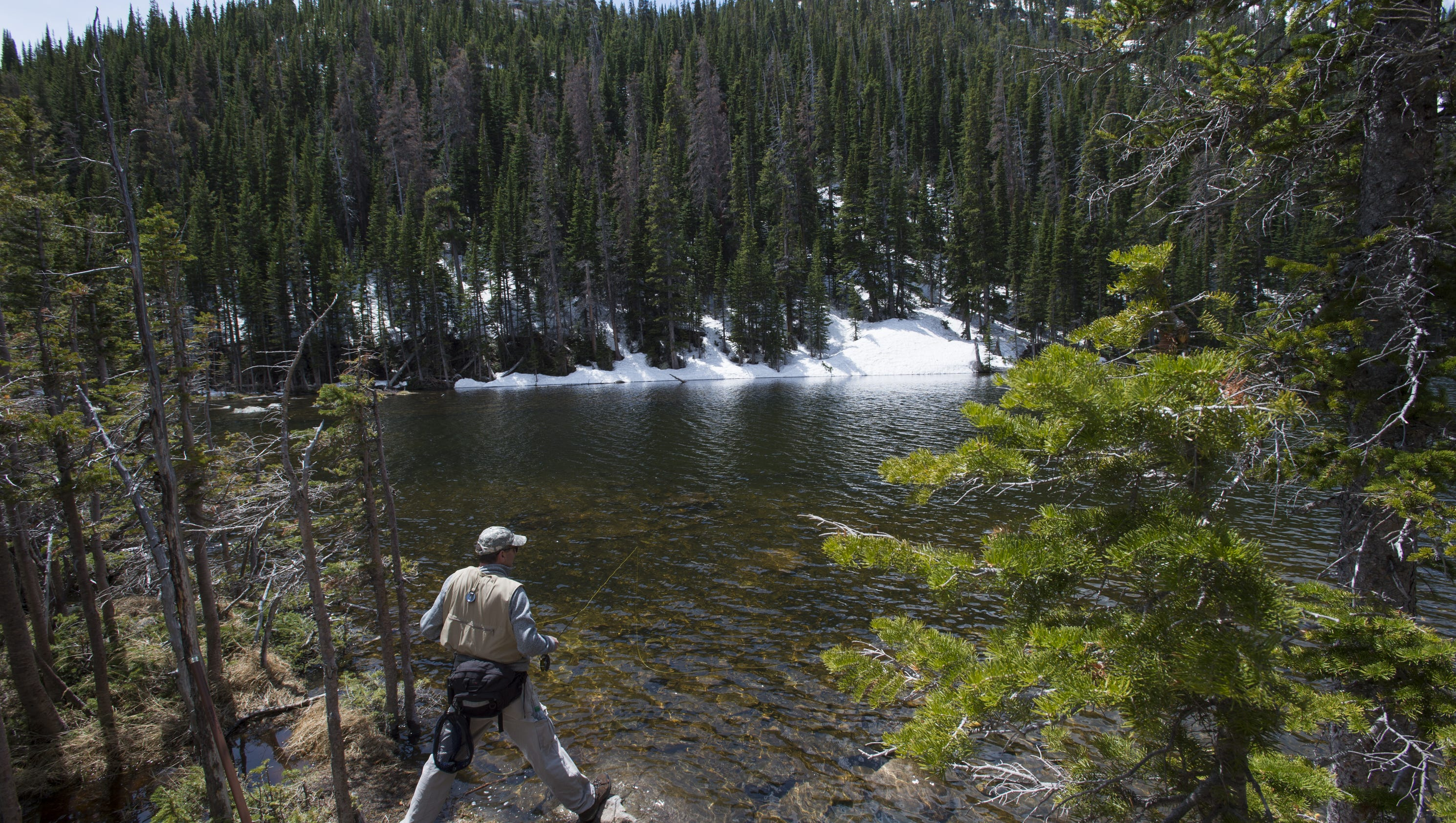 Try It Fly Fishing At Rocky Mountain National Park
