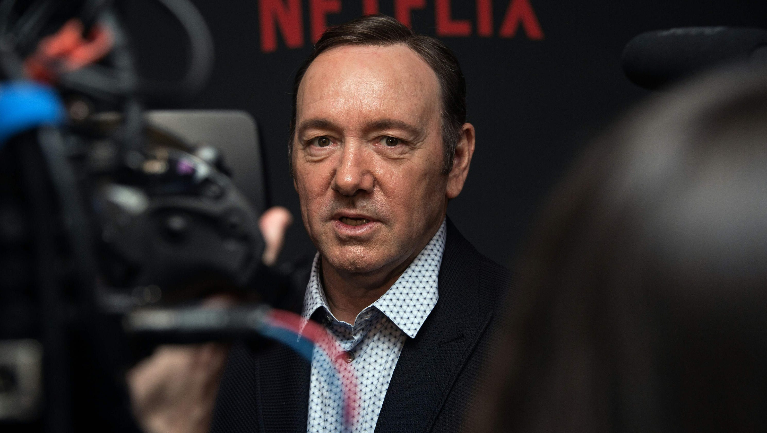 Kevin Spacey scandal: Journalist Gay Talese says accuser should 'suck it up'